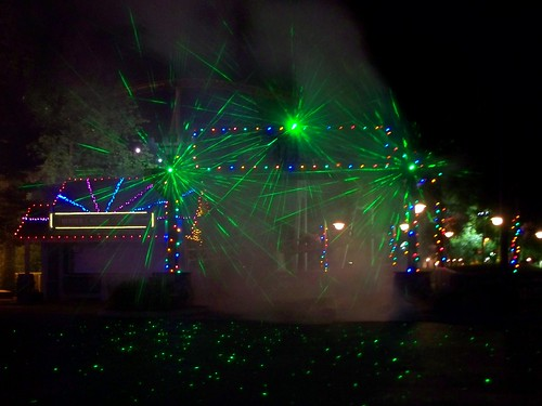Cedar Point - Starlight Experience Lasers