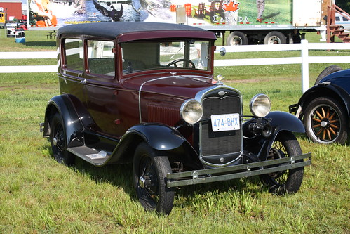 FORD Model A and AA (1928-1932) | CAR SPOTTERS Guide (See Discussion