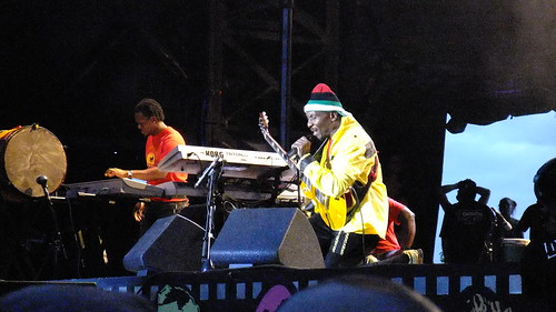 Jimmy Cliff at Ottawa Bluesfest 2010