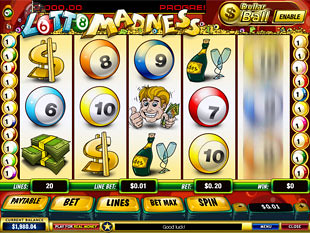 Lotto Madness slot game online review