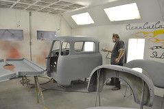"1951 chevy truck in the booth for primer • <a style=""font-size:0.8em;"" href=""http://www.flickr.com/photos/85572005@N00/4808919784/"" target=""_blank"">View on Flickr</a>"