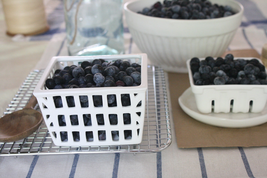berry baskets