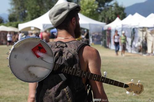 Vancouver Folk Music Festival 2010
