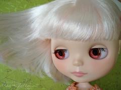 luna's hair