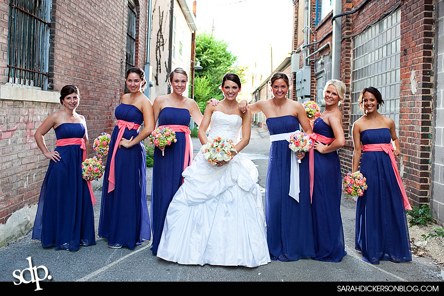 Kansas City wedding photographers, Crossroads Art District