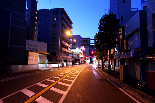 Early Bird : Somewhere in Omiya