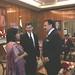 Baroness Warsi met Rehman Malik