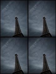 ouh (vAh_K) Tags: summer paris france tower tour visit t ete toursit effeil