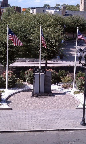 9-11 Memorial Elizabeth