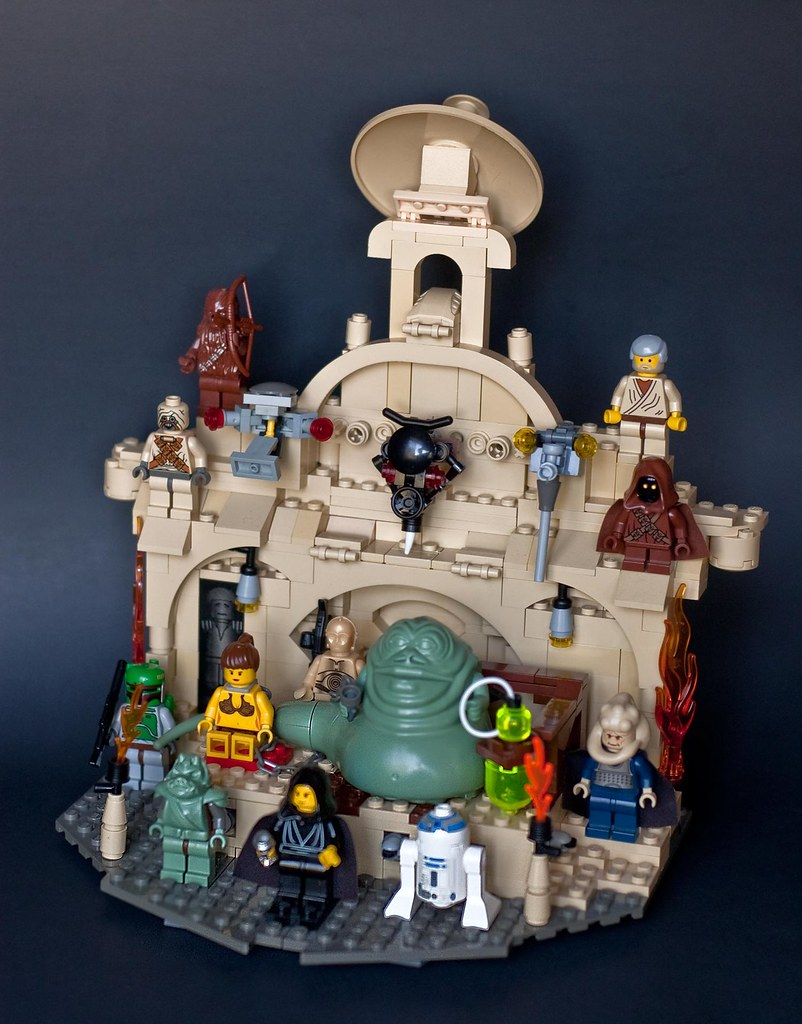 Jabba's Palace Display