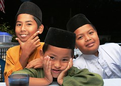 Orphans of Malaysia