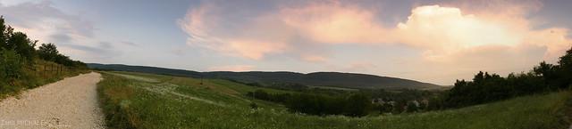 Az első panoráma fotóm / My first panorama picture