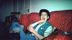 oi oi oi (yorkshirepuddin) Tags: house hat punk sam skin sheffield olddays skinhead 146 goodnass