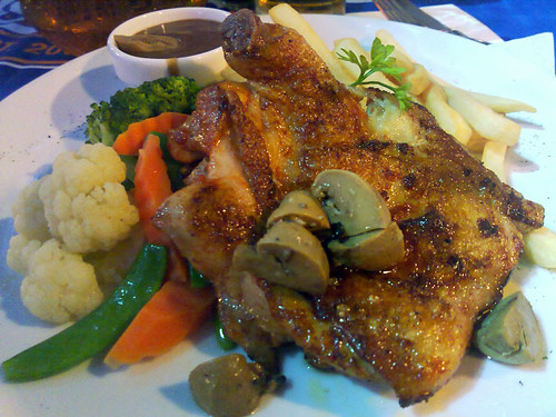 Chicken chop - Souled Out, Desa Sri Hartamas