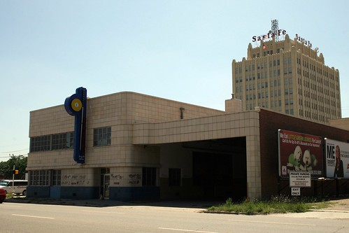 streamline moderne greyhound station
