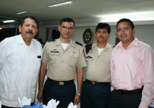 Humberto Maldonado Salinas. Coronel Humberto Martínez