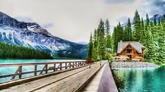 Emerald Lake HDR