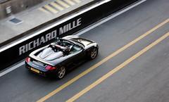 Porsche Carrera GT (Clem911) Tags: classic car exotic mans le porsche 24 gt circuit carrera 2010 heures
