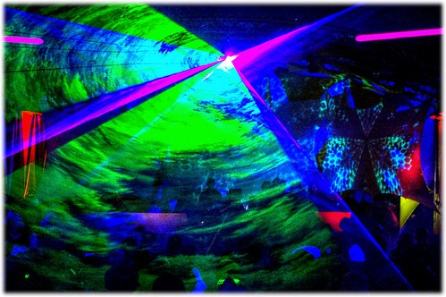 [HDR] 16th ANTARIS Project - 2010 - Stölln / Germany | Main Floor Laser