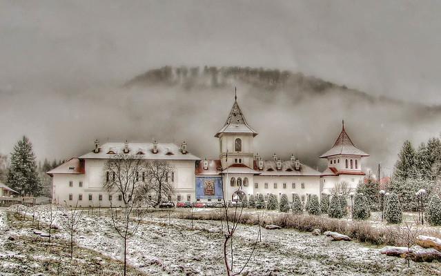 Sâmbăta de Sus Monastery / Mânastirea Sâmbăta de Sus