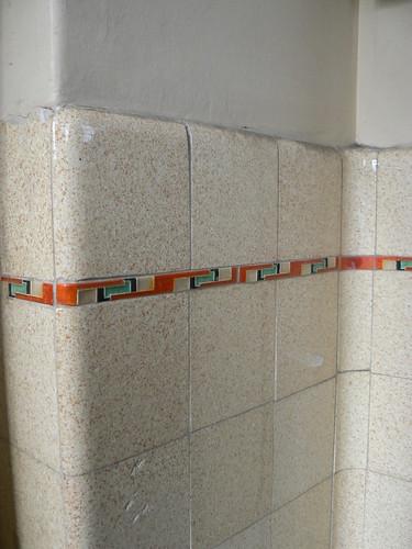 Deco Tiles, RHSV, Melbourne
