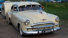 chevrolet styleline deluxe with trailer at kalvig, denmark (MatiasSingers) Tags: chevrolet chevy trailer styleline veterancar chevrolet1950 chevroletstyleline chevroletstylelinedeluxe chevroletstylelinetrailer chevrolettrailer