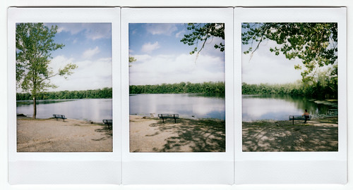 Polaroid Mio / Woodland Lake, NJ USA