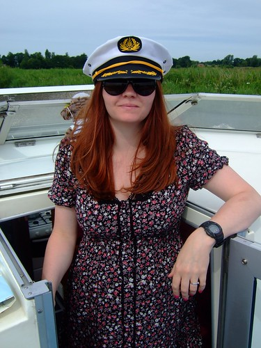captain bev