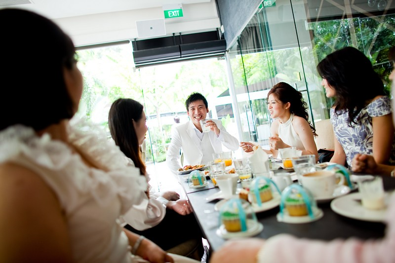 Raymond Phang Photography - ROM luncheon
