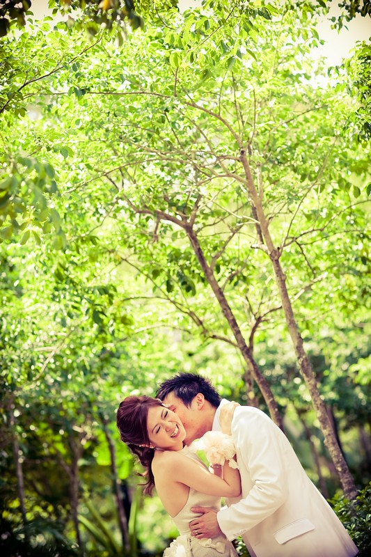 Raymond Phang Photography - wedding solemnisation portrait