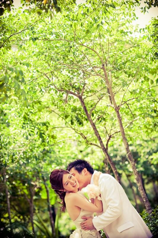 Raymond Phang Photography - wedding solemnisation portrait