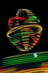 Moonrise and the County Fair (Paul D'Andrea) Tags: county carnival summer indianapolis indiana fair marion worldwide photowalk 2010 d300 marioncountyfair worldwidephotowalk2010