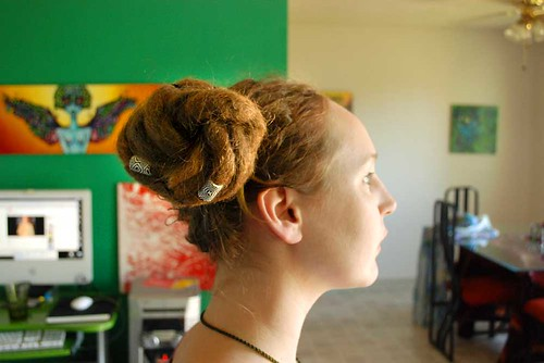 Dreadlock Buns