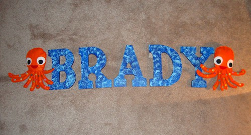 For Brady