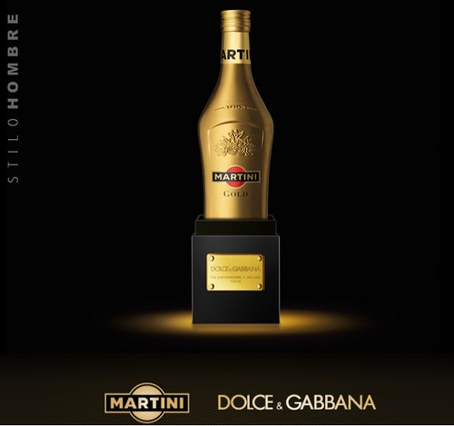 MARTINI GOLD by DOLCE & GABBANA