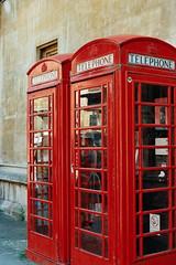London Calling (manthalois) Tags: cambridge london minolta box telephone x700