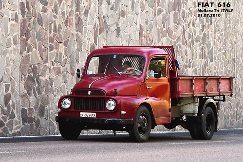 Ff Da on Fiat 1100 Truck