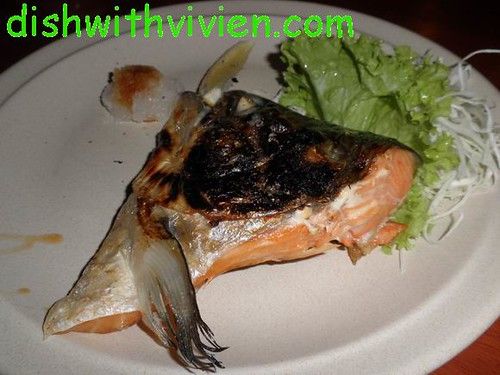 grilled-salmon-head