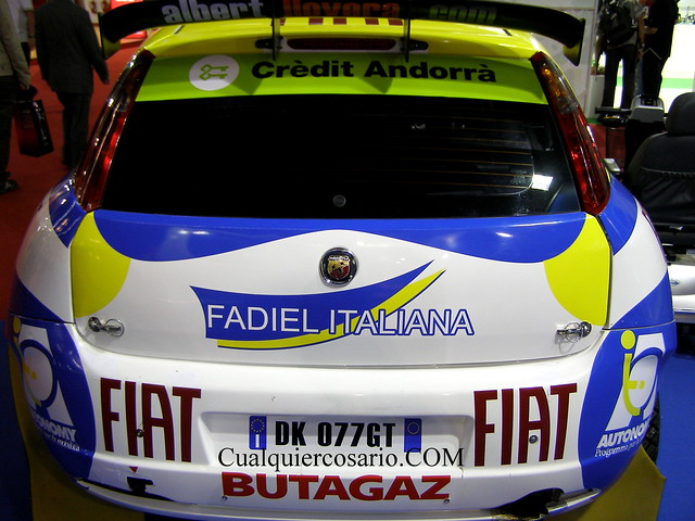Fiat Rally ( II )