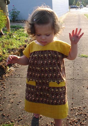 First Dress!