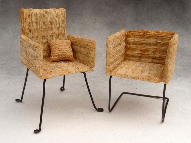 Wheat Thin Chairs - Tom Lyon