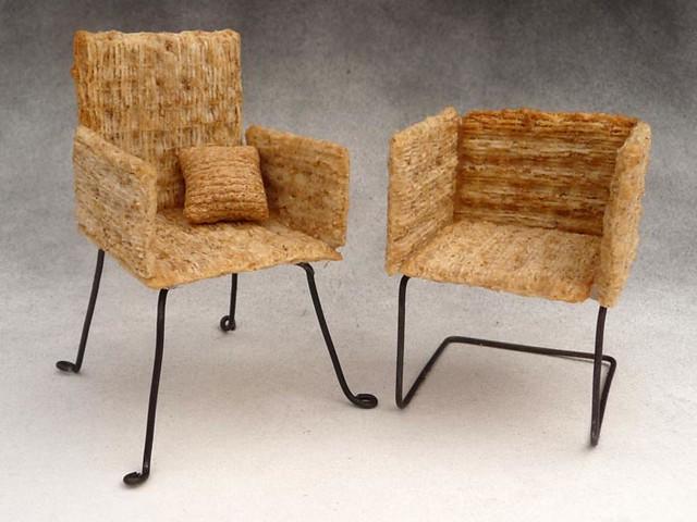 Wheat Thin Chairs - Tom Lyon