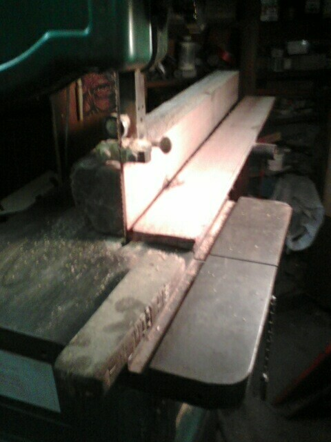 After Re-sawing