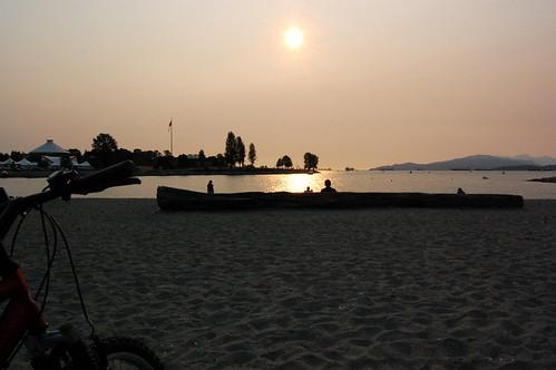 Vancouver - Sunset Beach (3)