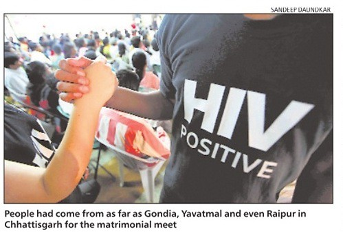 Wake Up Pune HIV Matrimonial
