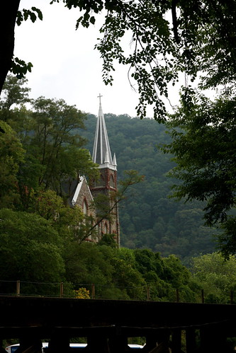 Church at Harper's Ferry, WV