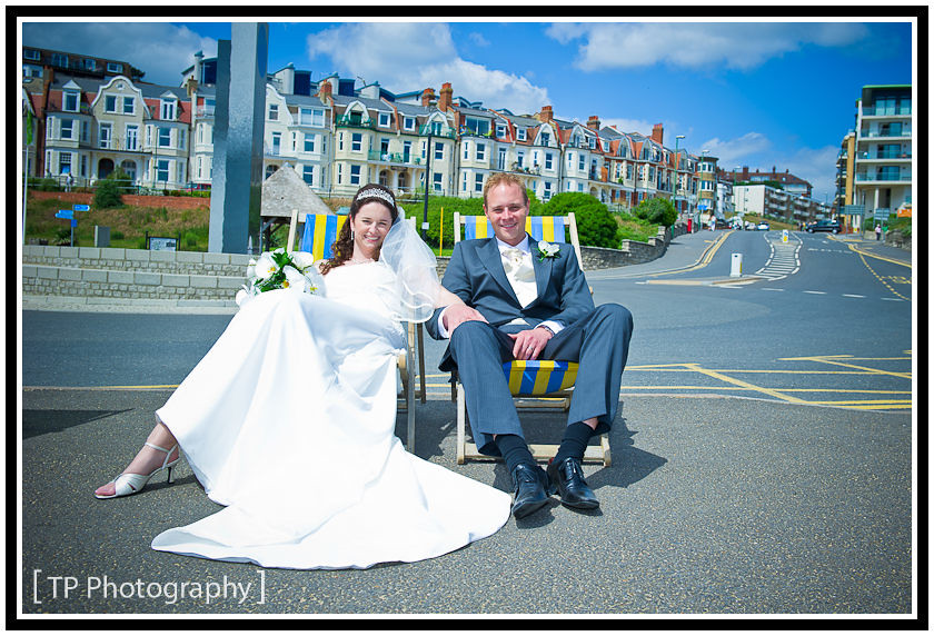Bournemouth wedding photographer { Langry Manor }