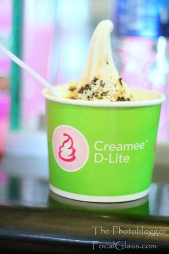 Creamee D Lite Logo