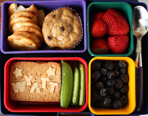 Day Camp Bento #338: August 4, 2010