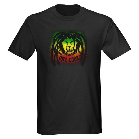 Dreadlocks t-shirts